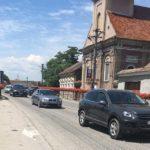 Au început lucrările de asfaltare pe strada Valea Frumoasei, din Municipiul Sebeș
