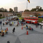 Între 11 și 14 mai 2017, street food-ul va pune stăpânire pe Cetatea Alba Carolina, din Alba Iulia