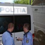 Bărbat de 41 de ani din Doștat, condamnat la închisoare cu executare pentru tentativă de omor, reținut de polițiștii din Sebeș