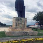 Primăria Municipiului Sebeș își exprimă profunda indignare cu privire la vandalizarea statuii poetului Lucian Blaga