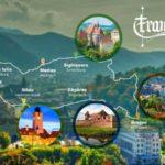 Municipiul Sebeș, pe ruta unei călătorii inedite cu trenul prin inima Transilvaniei