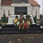 Eroii neamului, căzuți la datorie în cele două războaie mondiale, comemorați astăzi 25 mai 2017, la Sebeș