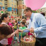 1 IUNIE 2017 – O sărbătoare a copilăriei cum nu a mai fost la Sebeş