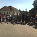 Concursuri de biciclete și alergare organizate la Gârbova cu prilejul Zilei Internaționale a Copilului
