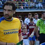"""Dan Alexa, căpitan Viitorul Caransebeș: """"Am vrut să fie acasă ultimul meu joc oficial. Mi-a fost greu"""""""