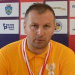 """Doru Oancea, antrenor Șurianu Sebeș: """"Sper să repetăm parcursul Performanţei Ighiu"""""""