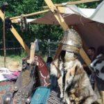 Aproape 200 de daci, romani și gladiatori reînvie, în aceste zile la Săsciori, istoria și legendele cetăților dacice din Alba
