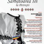 """În zilele de 24 şi 25 iunie 2017, Petreştiul va fi gazda primei ediții a """"Sărbătorii Iei"""". Vezi programul"""
