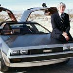 Fiul unui român din Șugag, proiectantul celebrului DeLorean DMC-12 folosit în celebra seria a anilor '80 – Back to the Future