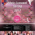 Între 4 și 6 august 2017, au loc zilele comunei Șpring. Vezi programul manifestărilor