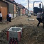 """Dorin Nistor, primar Sebeș: """"Strada Spicului va fi reabilitată în totalitate"""""""