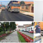 La Sebeş înfloresc proiectele edilitare