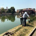 Primarul Dorin Nistor propune un proiect de reamenajare a Parcului Tineretului din Sebeș, prin punerea în valoare a elementelor naturale