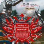 """Sute de povești și personaje vor invada străzile Sibiului la cea de-a XVII-a ediție a Festivalul Medieval """"Cetăți Transilvane"""""""