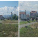 Caii lăsați nesupravegheați pun din nou probleme celor care tranzitează drumul dintre Sebeș și Petrești