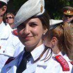 Sebeșanca Ioana Florina Argatu, admisă la Academia Tehnică Militară din București, specializarea Blindate, Automobile și Tractoare