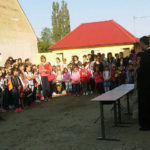 Emoție și entuziasm în prima zi a anului școlar 2017-2018, la Școala Gimnazială din Gârbova