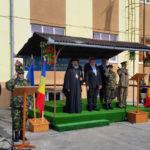 ÎPS Irineu, Arhiepiscop al Alba Iuliei, prezent la momentul aniversar desfășurat la Centrul 346 Comunicaţii R.M.N.C. din Sebeş
