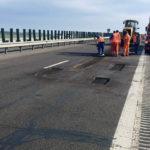 Centrul INFOTRAFIC din cadrul IGPR anunță că pe Autostrada A1, în zona Sebeș, se execută lucrări de reparație până la ora 18.00