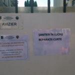 La început de an școlar, Școala Gimnazială Nr. 2 din Sebeș își va întâmpina elevii într-o veritabilă atmosferă de șantier