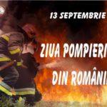 Mesajul primarului Municipiului Sebeș, Dorin Nistor, cu prilejul Zilei Pompierilor din România