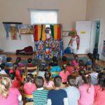 Ziua internațională a educației sărbătorită în avans de preșcolarii și cadrele didactice de la Grădinița cu program normal din Gârbova