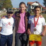 Elevul Manițiu Denis de la Școala Gimnazială din Gârbova s-a clasat pe locul III la etapa judeteană a Olimpiadei de Cros