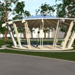 Municipalitatea din Sebeș intenționează să amenajeze în Parcul Tineretului un foișor menit să găzduiască oficierea de căsătorii și concerte de fanfară