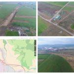 Nodul Sebeș care va face legătura între Autostrăzile A1, A10 și DN 7 are stadiul de execuție 0% (zero)