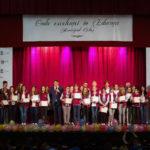 De Ziua Internațională a Educației municipalitatea a oferit premii elevilor eminenți și a oferit o recepție privată cadrelor didactice din Sebeș