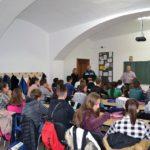 Polițiști de la IPJ Alba au susținut o sesiune de informare pentru elevii de la Școala Gimnaziala Nr. 2 din Sebeș