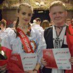 """Raluca Crăciun și Lucian Mihăescu au câștigat titlurile de Miss și Mister Boboc 2017 la Colegiul Național """"Lucian Blaga"""" din Sebeș"""