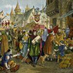Acum 641 de ani, la 9 noiembrie 1376, au apărut primele statute de breaslă din Transilvania, aparţinând breslelor din Sebeş, Sibiu, Sighişoara şi Oraştie