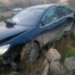 Tânăr de 23 de ani din Vințu de Jos cercetat de polițiști, după ce a condus fără permis un autoturism neînmatriculat cu care a provocat un accident rutier