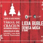 Miercuri, 6 decembrie 2017: Deschiderea oficială a Târgului de Crăciun din Municipiul Sebeș