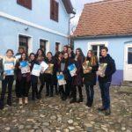 """Peste 150 de invitați au luat parte la un eveniment organizat de Clubul Copiilor din Sebeș în parteneriat cu Centrul Cultural """"Lucian Blaga"""""""