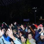 Peste 1000 de sebeșeni au venit în Parcul Tineretului să sărbătorească Ziua Națională a României