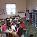Ziua internațională a nonviolenței in școli marcată la Grădinița cu program normal din comuna Gârbova