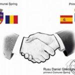 O delegație oficială din localitatea Mallen – Spania va vizita dumincă comuna Șpring