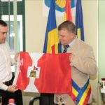 O delegație oficială din localitatea Mallen – Spania, condusa de primarul Ruben Marco a vizitat comuna Șpring