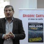 """Mâine, 27 martie 2018: Jurnalistul și scriitorul Grigore Cartianu își va lansa cărțile la Sebeș, unde va vorbi despre """"Crimele Revoluției Române"""""""