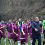 Transalpina a scăpat numai cu o amendă de 400 de lei, în urma incidentelor de la finalul partidei de Liga a IV-a cu CS Ocna Mureș