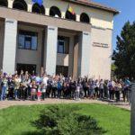 """Peste 1000 de voluntari au participat ieri, 21 aprilie 2018, la o nouă ediție a campaniei """"SEBEŞ, UN ORAŞ CURAT! Împreună reuşim!"""""""