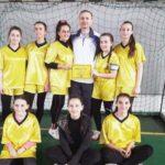 Echipa de fotbal feminin a Școlii Gimnaziale Șugag, campioană județeană și calificată la faza semifinală a Olimpiadei Gimnaziilor