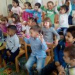 Între 7 și  13 mai 2018, la Grădinița cu Program Normal din Gîrbova a avut loc Săptămâna Globală pentru Educație