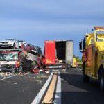 Șoferul unui TIR aparținând unei firme de transport din Sebeș a decedat în urma unui tragic accident rutier petrecut în Franța