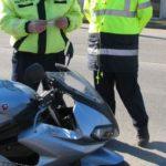 Tânăr de 29 de ani din Vințu de Jos cercetat de polițiști, după ce a condus beat și fără permis o motocicletă neînmatriculată cu care a accidentat un biciclist pe DC 59