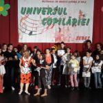 """Ce-a de-a IV-a ediție a Festivalului de muzică ușoară și folk """"Universul copilăriei"""" de la Sebeș și-a desemnat câștigătorii"""