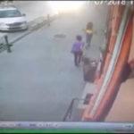 """Florile din fața sediului unei firme din Sebeș distruse de două """"doamne"""" binevoitoare…"""