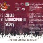 Între 16 și 19 august au loc Zilele Municipiului Sebeș – ediția 2018. Vezi programul